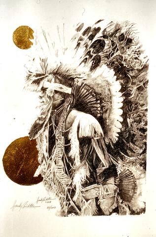 Crow Sun Dancer