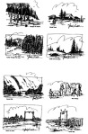 Western Sketches